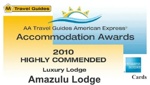 AmaZulu Lodge awarded